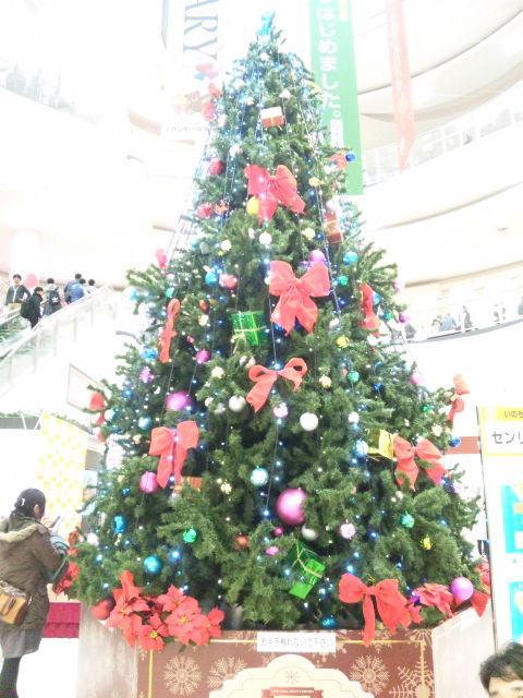 もうすぐクリスマス♪