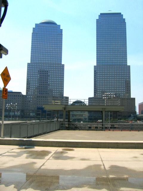 ワールドトレードセンター跡地