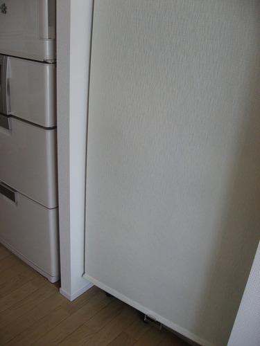 キッチン・ロールスクリーン