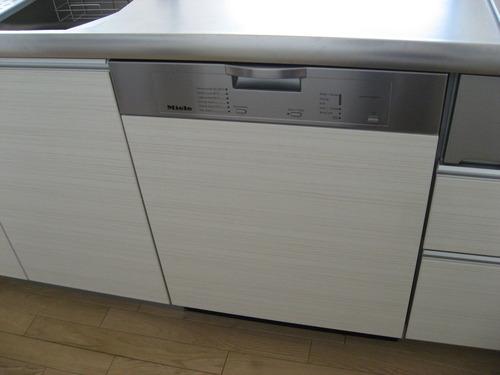 キッチン・ミーレ食器洗浄機60cm
