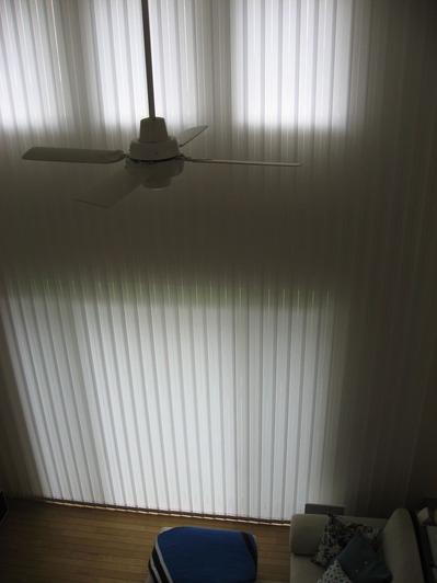 ロフトからの眺め~2012初夏