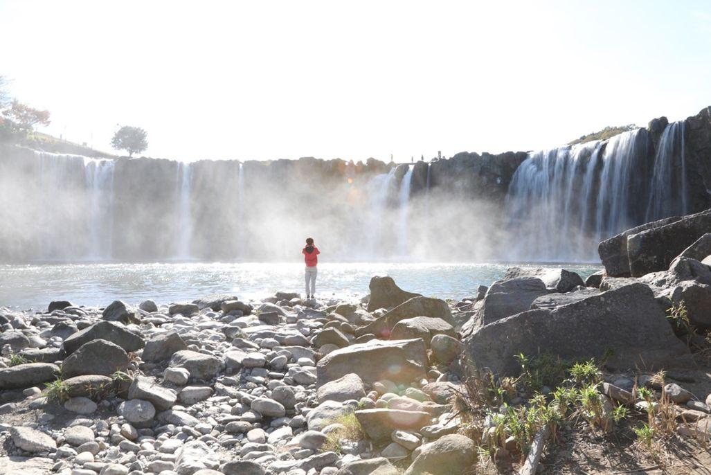 20・原尻の滝・「願い」