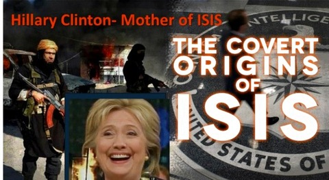 Hillary Clinton, Mother of ISIS
