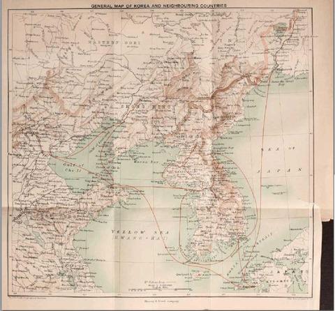 1898 Korea and her neighbors
