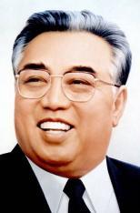 Kim-Il-sung(金日成)・北朝鮮