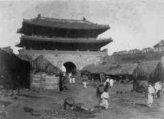 韓国・南大門