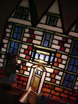 ステンドグラスの家3