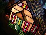 ステンドグラスの家2