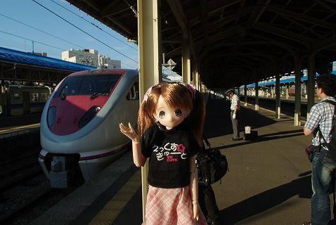 JR東日本パス5 22