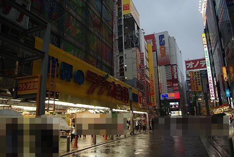 秋葉原新店舗までの道04
