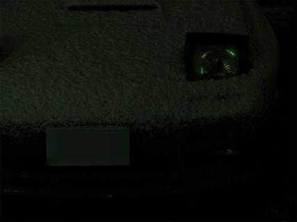雪とFC02