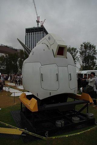 2011お台場ガンダム24
