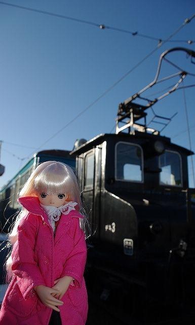 鉄道とドール47