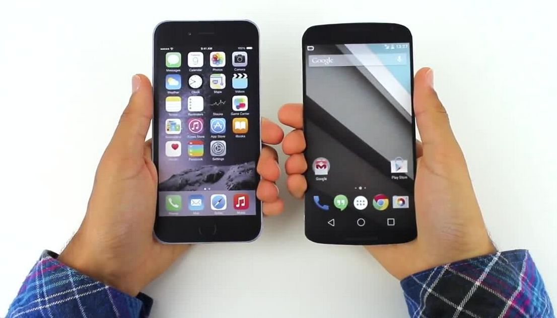 nexus 6 vs iphone 6 plus カメラ比較評価 ブラインドテストで