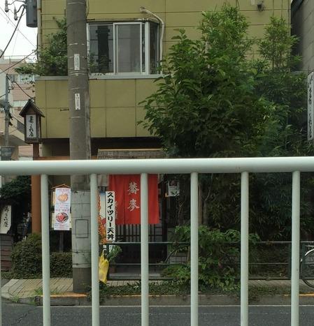 スカイツリー天丼