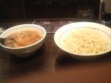 つけ麺(鶴亀屋)