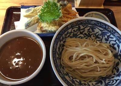 天まるつけ麺