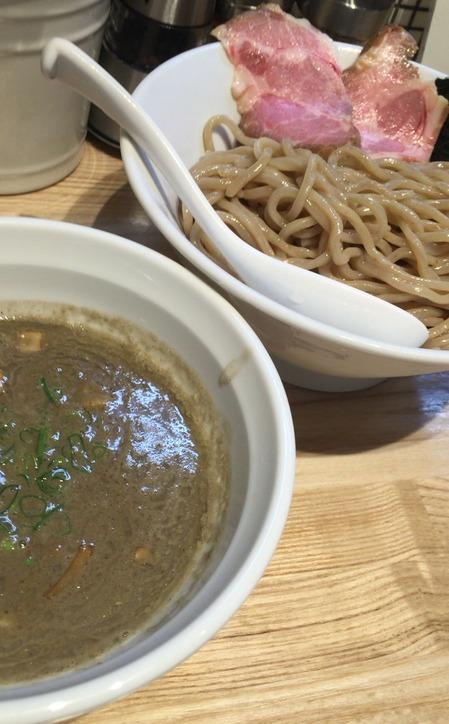 濃厚煮干つけ麺