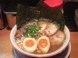 特製魚介豚骨麺