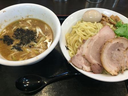 手打ち麺処 暁天1