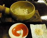 蕎麦がき(大黒屋)