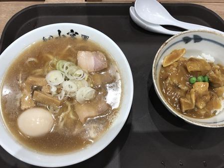 らーめん&ミニカレー丼