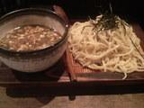 醤油つけ麺(獅童)
