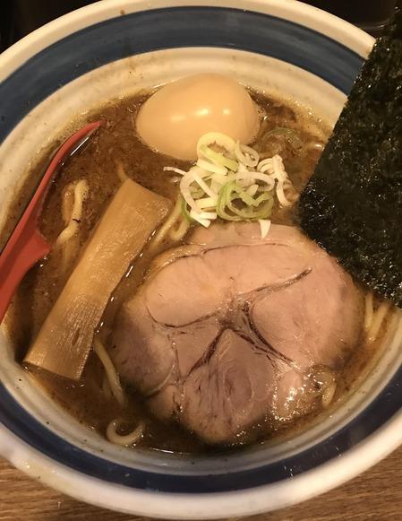味玉ら〜麺