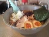 魚介醤油麺