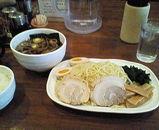 醤油つけ麺(匠屋)