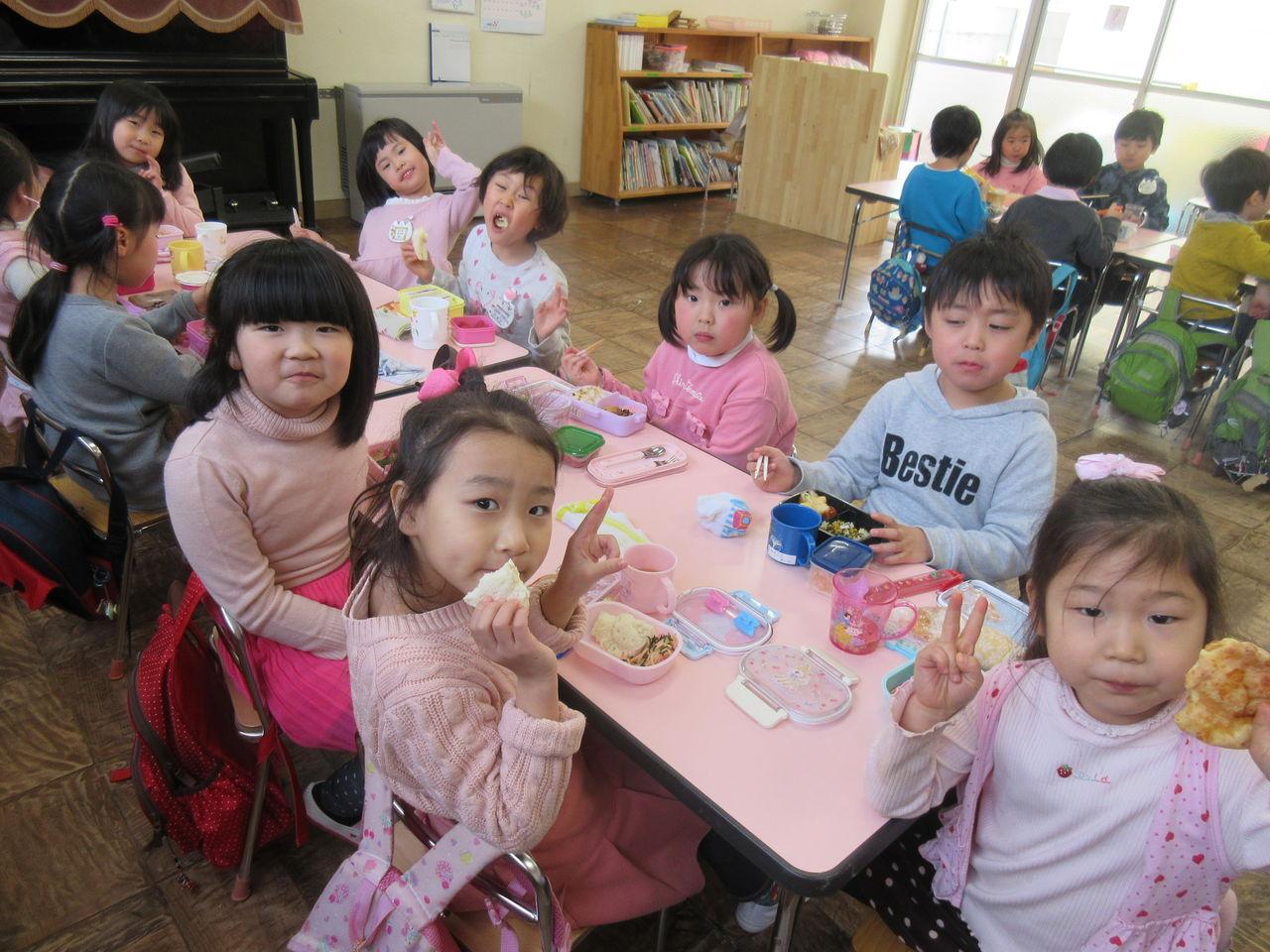 幼稚園ピンク1