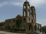 爆破された教会