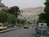 ダマスカスの街並み