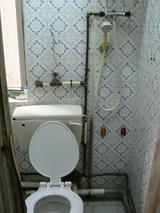 トイレ兼シャワールーム