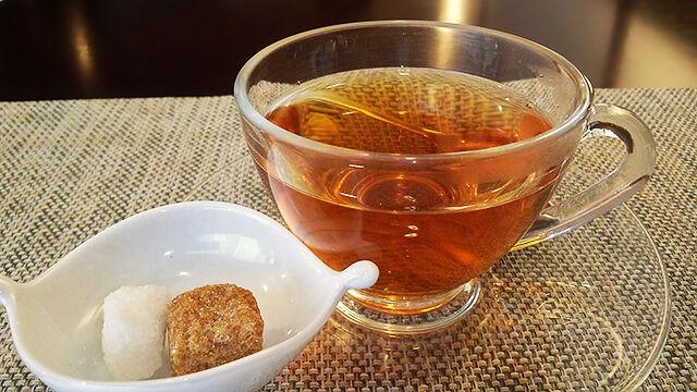 成増 ランチ フレンチ レクルール 紅茶