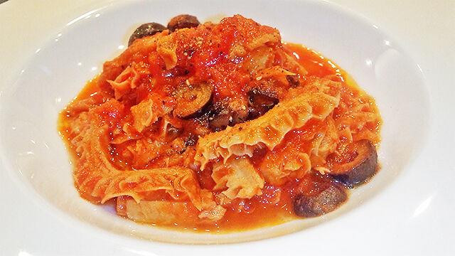 成増 ランチ イタリアン unita ウニタ ディナー うに太 トリッパのトマトソース煮込み