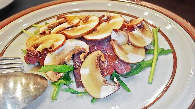 成増 ランチ イタリアン unita ウニタ ディナー うに太 馬肉のブレザオラ