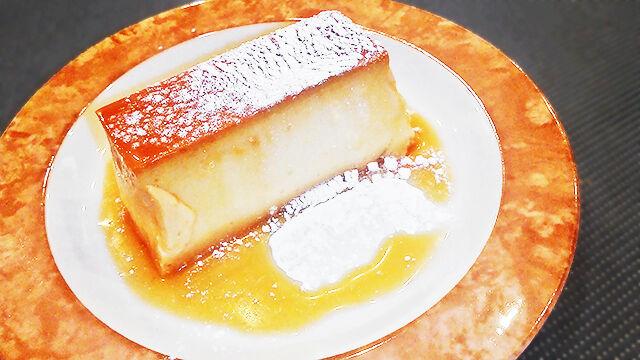 成増 ランチ イタリアン unita ウニタ うに太 クリームチーズのプリン ( デザート )