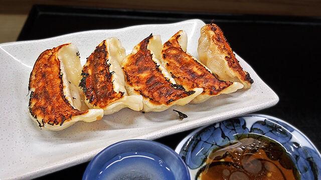 成増 食事 定食 ランチ 花水木 黒豚焼餃子