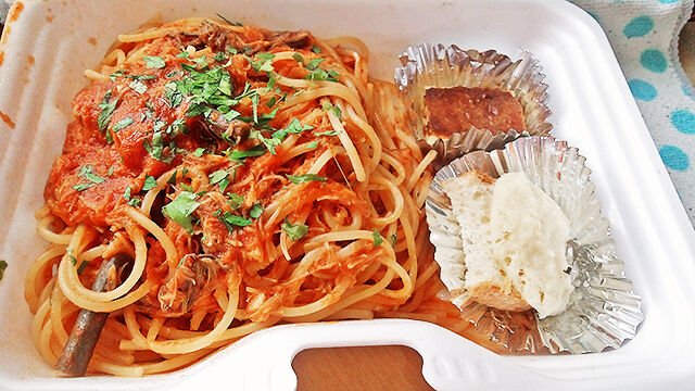 成増 テイクアウト うに太 スパゲッティ イタリアン ランチ ディナー unita ウニタ うに太