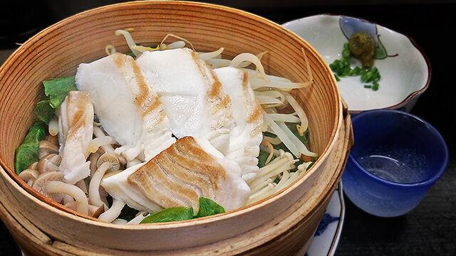 成増 食事 定食 ランチ 花水木 真鯛と野菜のせいろ蒸し