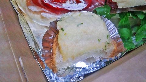 成増 テイクアウト イタリアン unita ウニタ 自家製チャバタ・付け合わせ ランチ ディナー