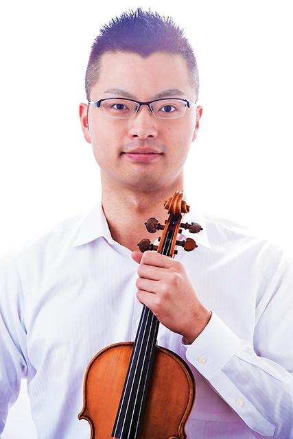 戸原直 とはらなお ヴァイオリン奏者 ヴァイオリニスト