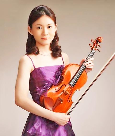 板垣聡子 いたがきさとこ ヴァイオリン奏者 ヴァイオリニスト