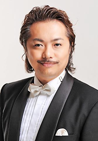 増原英也 ますはらひでや 声楽家 オペラ歌手 バリトン
