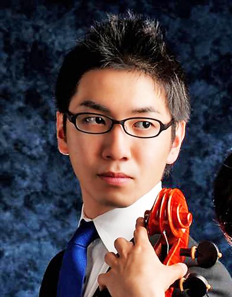 杉田一芳 すぎたかずよし チェロ奏者 チェリスト
