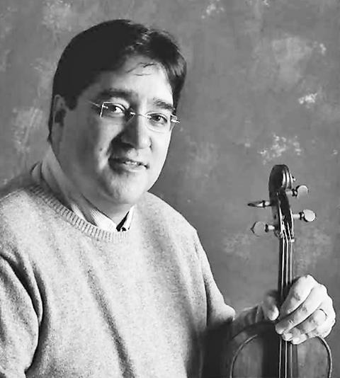 Raúl Teo Arias ラウル・テオ・アリアス ヴァイオリン奏者 ヴァイオリニスト