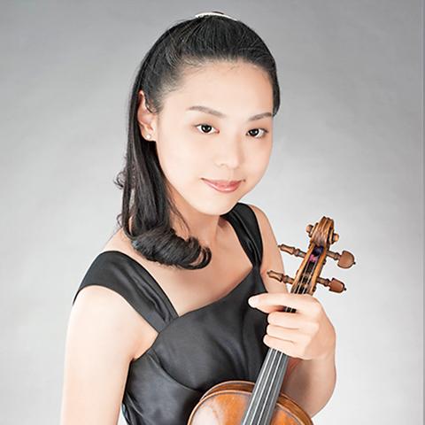 橋本彩子 はしもとあやこ ヴァイオリン奏者 ヴァイオリニスト