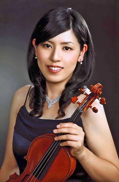 遠藤晶子 えんどうあきこ ヴァイオリン奏者 ヴァイオリニスト