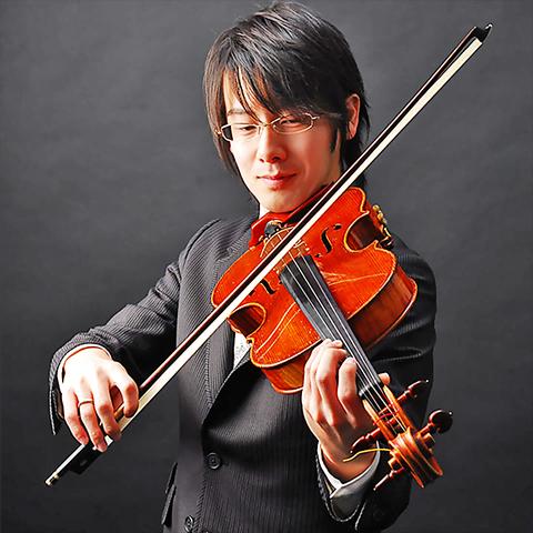 加藤大輔 かとうだいすけ ヴィオラ奏者